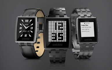 "Pebble Watch Review – Is this the future of ""Wearable Device""?"